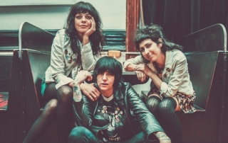 The Coathangers - Starline Social Club - Oakland 03/11/17 | Phot