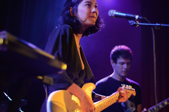Japanese Breakfast at the Chapel, by Kaiya Gordon
