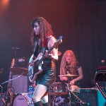 L.A. Witch at The Independent by Estefany Gonzalez