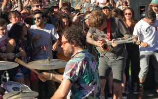 Oh Sees - Photo by Victor Valle slider