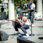 DUCKWRTH at Phono del Sol 2017, by Paige Parsons