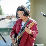 Jay Som at Phono del Sol 2017, by Paige Parsons