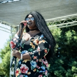 Rayana Jay at Phono del Sol 2017, by Paige Parsons