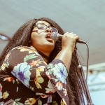 Rayana Jay at Phono del Sol 2017, by Robert Alleyne