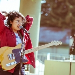 Jay Som at Phono del Sol 2017, by Robert Alleyne