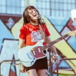 The Coathangers at Phono del Sol 2017, by Robert Alleyne