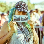 Crowd at Phono del Sol 2017, by Robert Alleyne