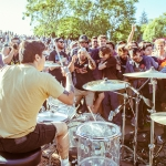 Oh Sees at Phono del Sol 2017, by Robert Alleyne