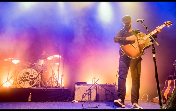 Photos: The Record Company with Travis Hayes at the Fillmore