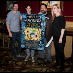 Turn It Around at Alamo Drafthouse, by SarahJayn Kemp