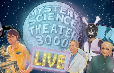 'Mystery Science Theater 3000' double feature at the Warfield next month
