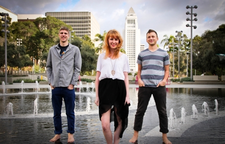 Los Angeles jazz trio Moonchild to light up the New Parish