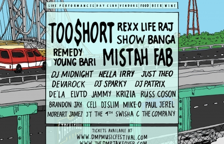Too $hort and Mistah FAB headline first-ever DMP Music Festival