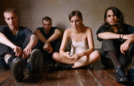 If you're lucky, you can see Wolf Alice at Rickshaw Stop tonight