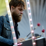 Jaga Jazzist at the Greek Theatre, by Jon Bauer