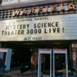 MST3K at The Warfield, by Jon Bauer