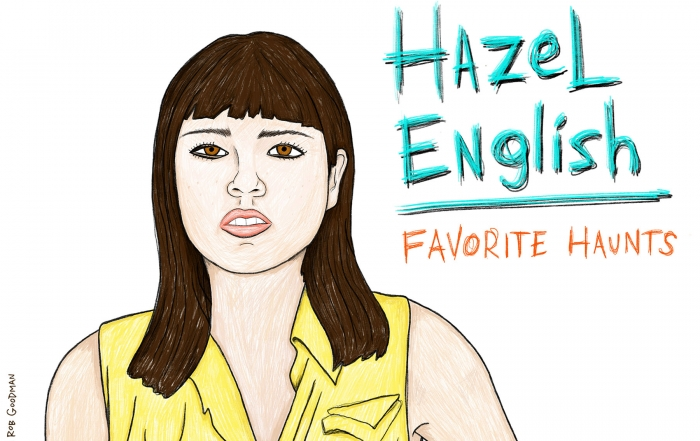 Favorite Haunts: Hazel English on Beauty's Bagel Shop, East Bay comforts