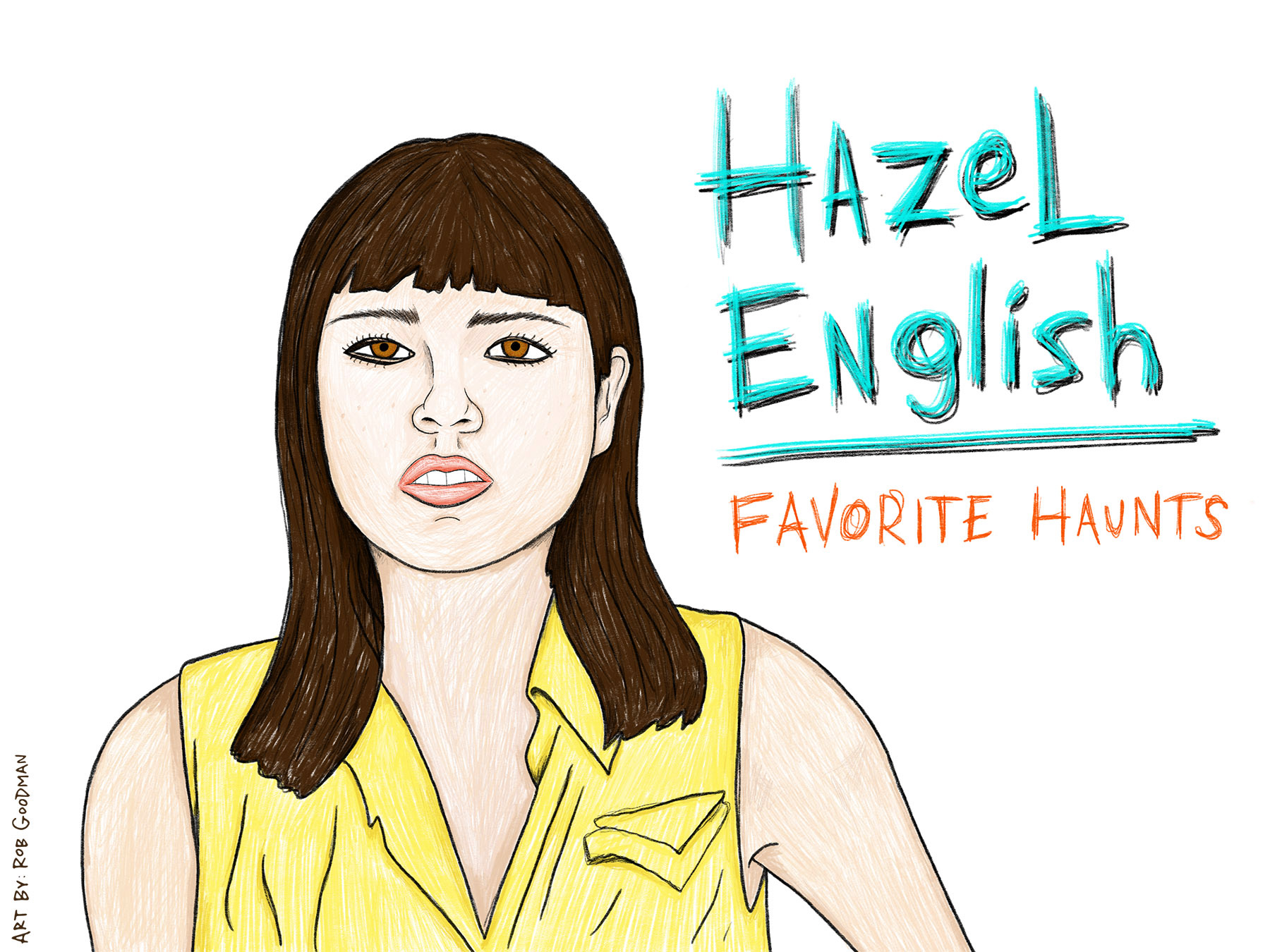 Hazel English Illustrated FH