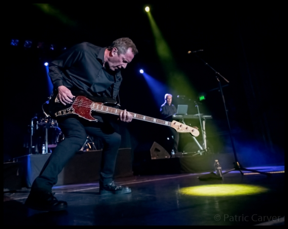 OMD at The Regency Ballroom, by Patric Carver