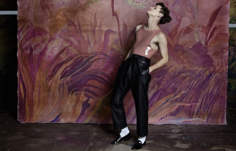 Perfume Genius playing two nights at the Independent this week