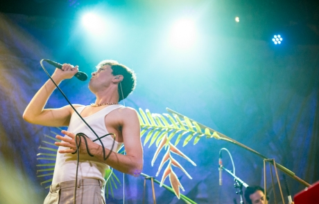 Review + Photos: Perfume Genius @ The Independent