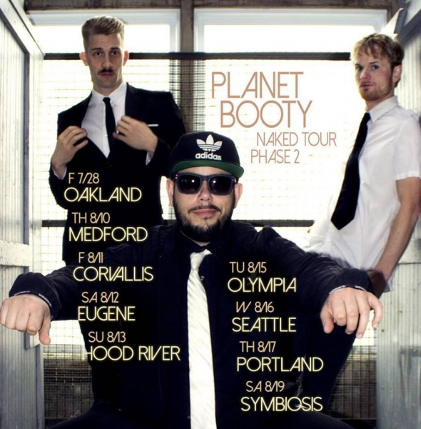 Planet Booty tour