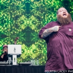 Action Bronson at Outside Lands 2017, by Martin Lacey