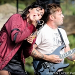 Sleigh Bells at Outside Lands Music Festival 2017, by Martin Lacey
