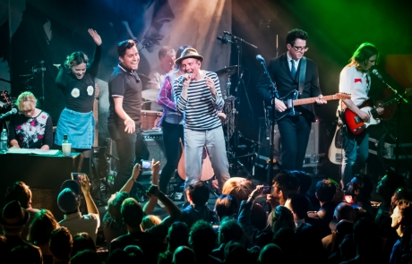 Review + Photos: Belle & Sebastian survey rich catalog of songs at the Independent