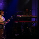 Bhi Bhiman and Lake Street Dive at the Mountain Winery, by Joshua Huver