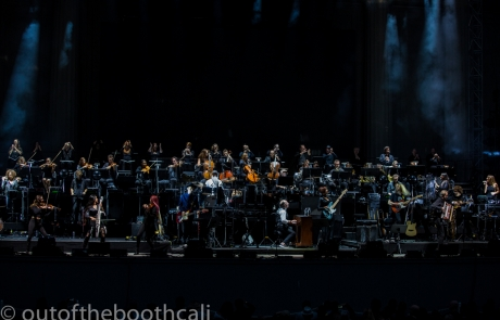 Photos: Hans Zimmer at the Greek Theatre