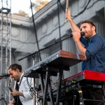 Local Natives at the Greek Theatre, by Estefany Gonzalez