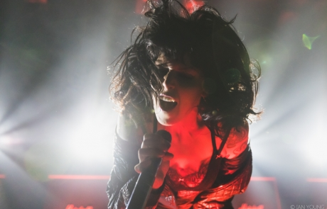 Photos: Sleigh Bells' Outside Lands night show at the Independent