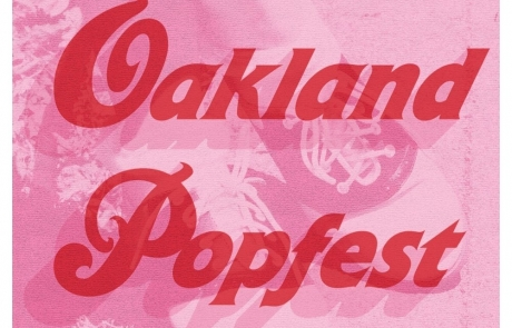 This weekend: First annual Oakland Popfest, presented by KALX