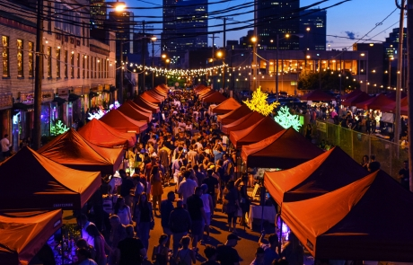 Lyrics Born, Cutso, dance crews headline UNDSCVRD Night Market