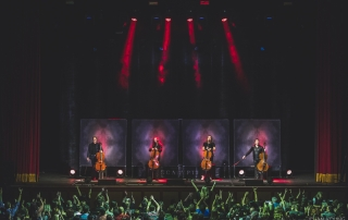 Apocalyptica at the Fox Theater, by Ian Young