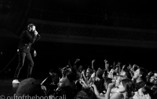 Kasabian at The Regency Ballroom, by Ria Burman