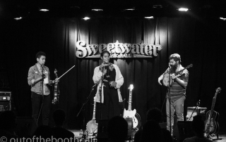 Leyla McCalla at Sweetwater Music Hall, by Ria Burman