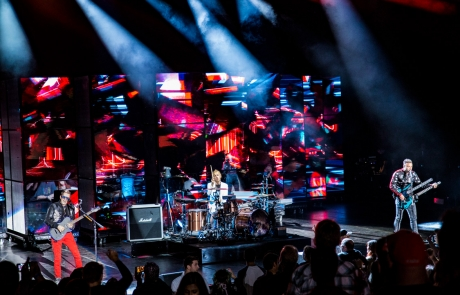 Photos: Muse at Shoreline Amphitheatre