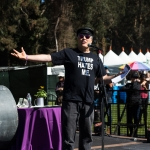 Jello Biafra at Hardly Strictly Bluegrass 2017, by Ria Burman