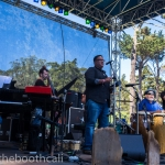 Poncho Sanchez at Hardly Strictly Bluegrass 2017, by Ria Burman