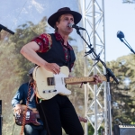Chuck Prophet & The Mission Express at Hardly Strictly Bluegrass 2017, by Ria Burman