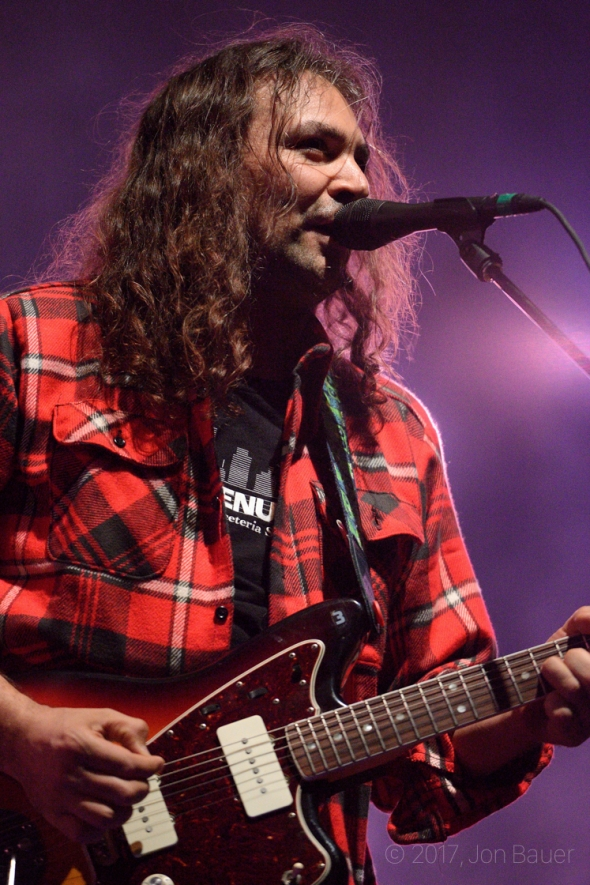 The War On Drugs at The Greek Theatre, by Jon Bauer