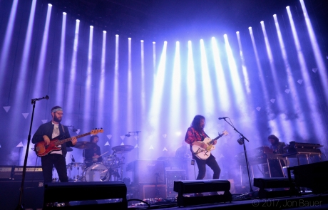 Photos: The War On Drugs at the Greek Theatre