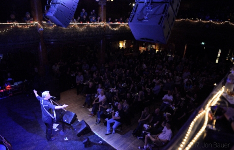 Photos: Billy Bragg at Great American Music Hall