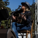 Lampedusa with Lucinda Williams at Hardly Strictly Bluegrass 2017, by Ria Burman