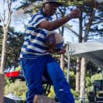 Seun Kuti & Egypt 80 at Hardly Strictly Bluegrass 2017, by Ria Burman
