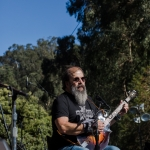Lampedusa with Steve Earle at Hardly Strictly Bluegrass 2017, by Ria Burman