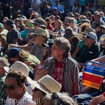 Crowd at Hardly Strictly Bluegrass 2017, by Ria Burman