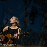 Gillian Welch at Hardly Strictly Bluegrass 2017, by Ria Burman